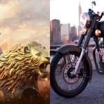 Bhallaladeva-bahubali-charriot-royalenfield