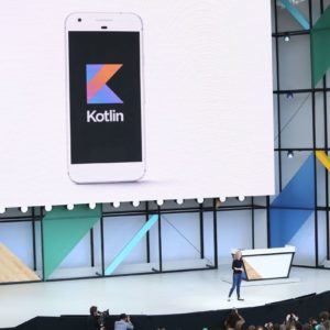 Google Kotlin a first-class language for writing Android apps