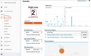 what-is-real-time-in-google-analytics