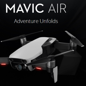 DJI Mavic Air- Released Looks Crazy Small Better Than Mavic Pro for 799$