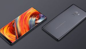 MI mix 2s with Xiao Ai Digital virtual Assistance
