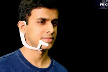 This new AlterEgo MIT's headset reads the 'words in your head'