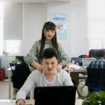 Beautiful-Women-Are-Being-Hired-To-Comfort-Codding-Programmers-In-china